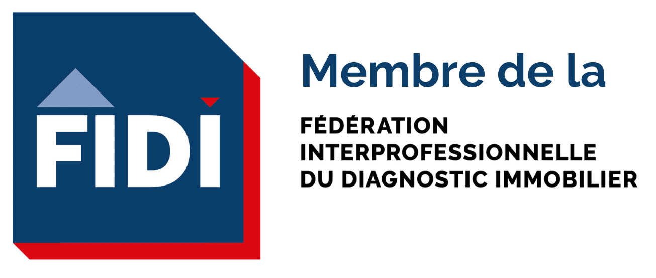 Logo Fédération Interprofessionnelle du diagnostic immobilier - Challans - Diagnocéan